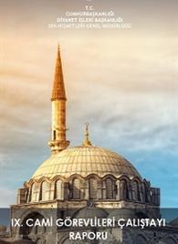 IX. Cami Çalıştayı Raporu