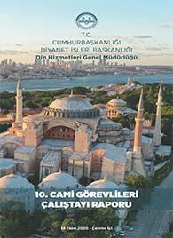 10.Cami Görevlileri Çalıştayı Raporu